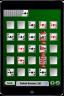 Score vertically horizontally and diagonally